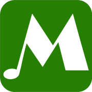 Music Note Trainer Icon Masked 180 by 180